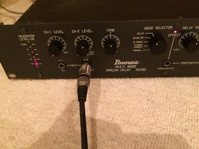 IBANEZ Ad 202 Multi Mode Analog Delay - Perfect Working