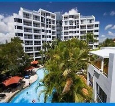 Queensland gold coast accommodation January 2018