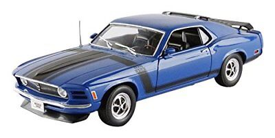 Welly Diecast Dw18002Bl 1:18 1970 Ford Mustang Blue
