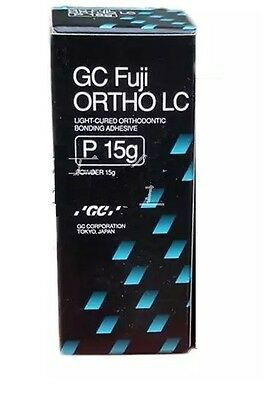 GC FUJI ORTHO LC Light-curing Glass Ionomer for Orthodontic