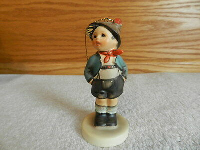 "Vintage 1985 Schmid & Berta Hummel Ornament or Figurine ""Alpine Boy"""