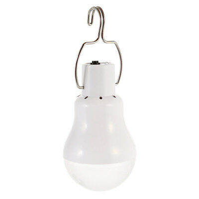 15W 130LM Portable Led Bulb Light Charged Solar Energy Lamp