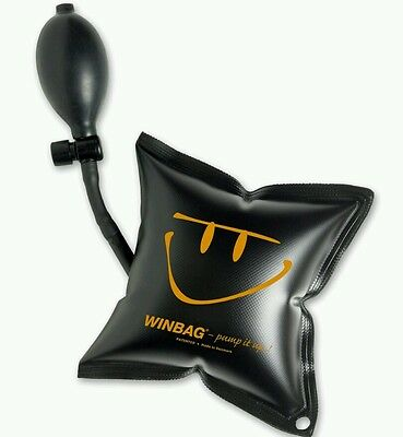 * 1 x Winbag Pump Up Air Single Shim Wedge Bag For Fitting Door/Window Frames *