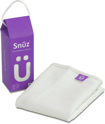 Snuz SNUZPOD MATTRESS PROTECTOR (36 x 80cm) Cover Baby Nursery Sleeping BN