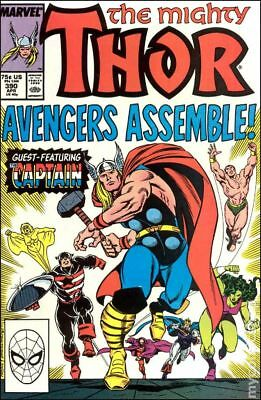 Thor (1962-1996 1st Series Journey Into Mystery) #390 VF