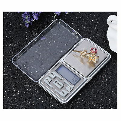 High-precision Digital Pocket Jewelry Scale Weight Electronic Balance Gram 0.01g