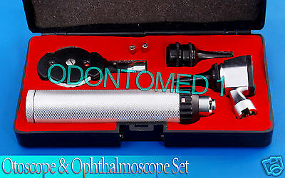 ENT Opthalmoscope Ophthalmoscope Otoscope Nasal Diagnostic Set Kit,NT-530