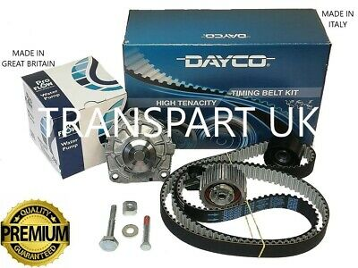 Vauxhall Insignia 2.0 Cdti Diesel Dayco Timing Belt And Water Pump Kit Long Life