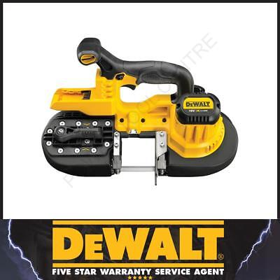 DeWalt Reconditioned Body Only Bare Unit 18v XR Li-Ion Compact Band Saw DCS371N