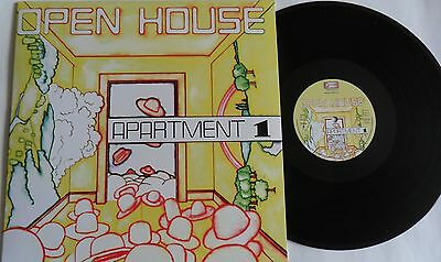 LP A Partment 1 Open House (re) O-Music OM 71079-1 - STILL SEALED