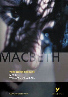 "York Notes on ""Macbeth"" by William Shakespeare: GCSE,James Sale"