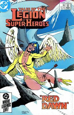 Legion of Super-Heroes (1980 2nd Series) #321 VF