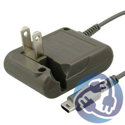Wall Home Travel Charger AC Power Adapter Cable Cord for Nintendo DS Lite NDSL