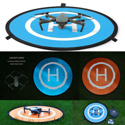 Portable Landing Pad for RC Drones Helicopter DJI Mavic Pro Phantom 3 UK Stock
