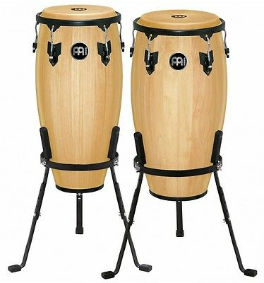 Congas Meinl Paire congas 11 & 12'' Headliner MHC512NT