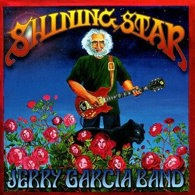 "GRATEFUL DEAD -Jerry Garcia Band ""SHINING STAR"" GDCD4079  2 CD Set"
