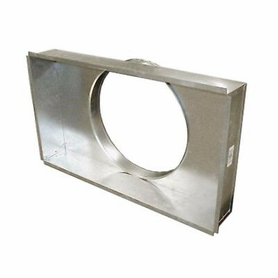 Master Flow 12 x 20 inch Return Air Filter Box Ventilation Vent Duct HVAC Part