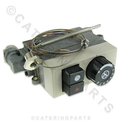 Sit 710743 Combined Gas Valve & Thermostat For Fish And Chip Shop Frying Range