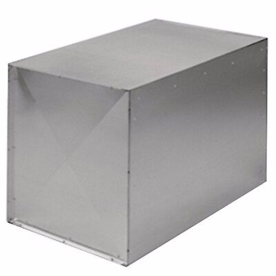 21 x 28 in Return Air Filter Box Ventilation Vent HVAC Part Assembly Steel Tool