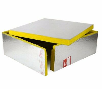 Master Flow 25 in Return Air Filter Duct Box Ventilation Vent HVAC R6 Insulation
