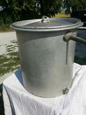 Antique maytag butter churn