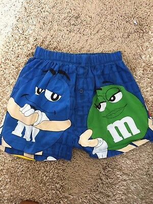 M&M's Character Shorts - Set of 2