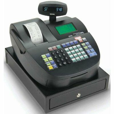 Royal 29043X Alpha 1000ML Heavy Duty Cash Register (Certified Refurbished)