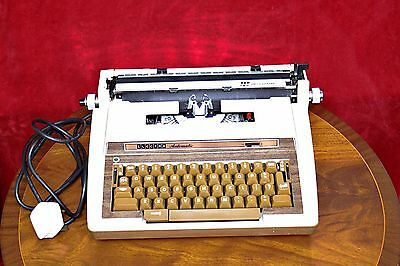 Vintage Electric Typewriter 'SCM Smith - Corona, Electra Automatic' & Manual