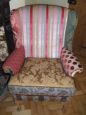 Harlequin Upholstered Chair Chairs Upholstery Upholsterer services