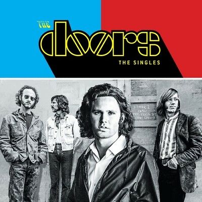 The Doors - Singles [New CD] With Blu-Ray