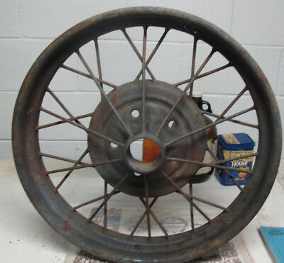 Ford Model A Wheel for Display