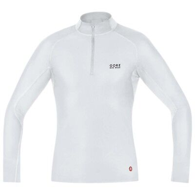 Gore Bike Wear Polo Neck Base Layer Windstopper Ropa interior