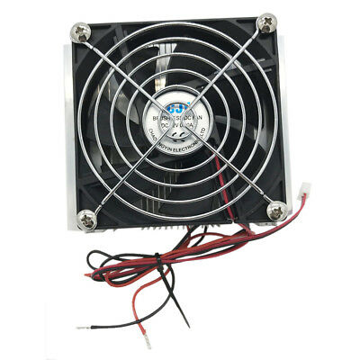 12V 50W Semiconductor Refrigeration Thermoelectric Peltier Water Cooling B3R4