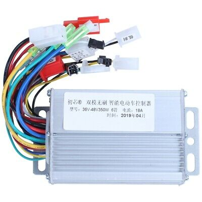 Electric Bike Brushless Motor Controller 36/48V 350W For Electric Scooters O5Z2