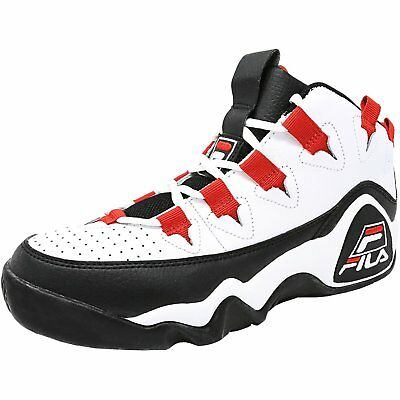 Fila Men's The 95 Mid-Top Leather Basketball Shoe