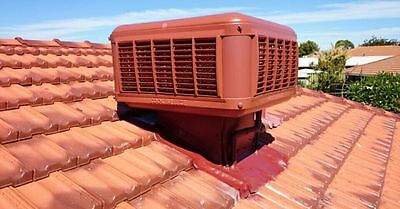 Coolbreeze Air Conditioner & Duct New Aussie Made Evaporative Unit Complete!!!