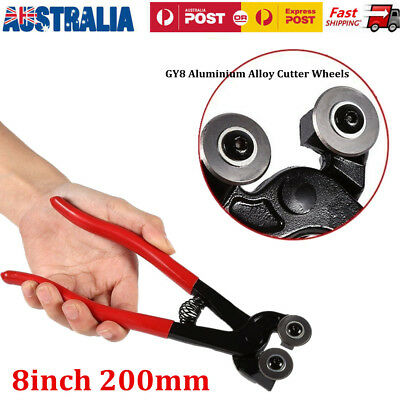 "8"" 200mm Wheeled Mosaic Cutter Nipper Plier for Glass Ceramic Tile"