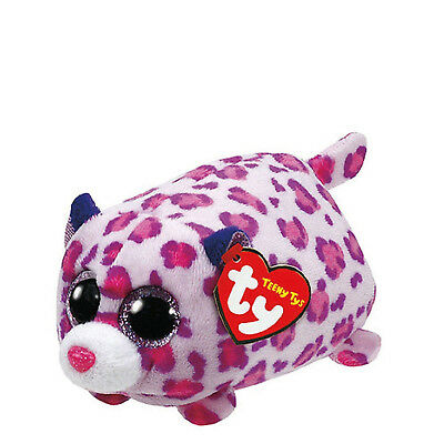 """TY Beanie Boos Teeny Tys 4/"""" MIKO Mouse Stackable Plush Stuffed Animal Toy MWMTs"""
