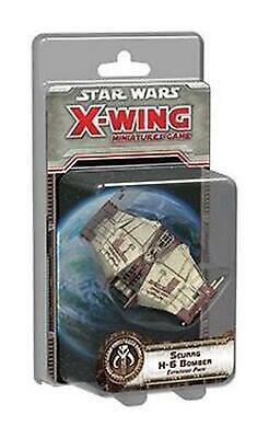 Star Wars - X-Wing Miniatures Game - Scurrg H6 Bomber Expansion Pack - Fantasy F