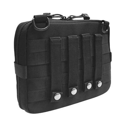 Utility Pouch Tactical Molle EDC Gadget Belt Tool Accessory Organizer Black