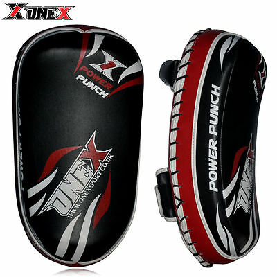 Adult kick Pads Punch bag  Kick Boxing Shield Martial Arts Training Pad MMA UFC