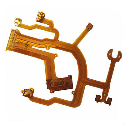 Len Back Main Flex Cable Ribbon FPC For Canon G10 G11 G12 Camera Tool 1x