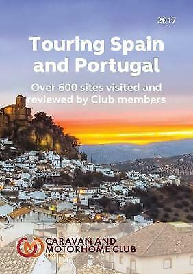 Touring Spain and Portugal 2017, The Caravan Club