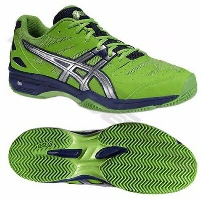 Mens asics Gel Padel Exclusive 3 SG Tennis court shoes trainers Size UK E410N