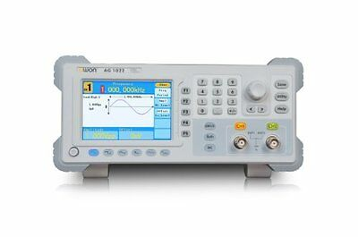 OWON AG2062F Funktionsgenerator 60MHZ + Frequenzzähler 250MS/s 1M pts AG2062