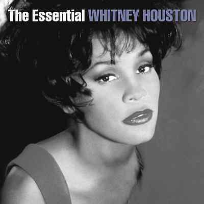 WHITNEY HOUSTON The Essential 2CD BRAND NEW Best Of Greatest Hits