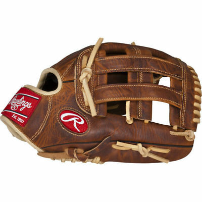 Rawlings Heritage Pro 12.75 baseball outfield glove RHT HP302C-6CA leather adult