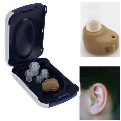2017 Best Sound Small In The Ear Sounds Amplifier Adjustable Hearing Aids Aid TR