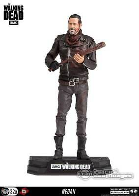 The Walking Dead TV Color Tops Negan Bloody Version action figure 18cm MCFARLANE