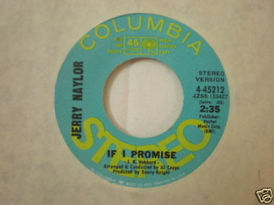 HEAR IT COUNTRY Jerry Naylor Columbia 45212